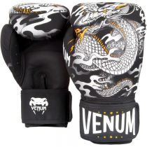 Venum Guantes Boxeo Dragons Flight Negro-Blanco