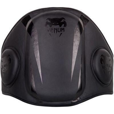 Venum Elite Belly Protector Musta-Musta