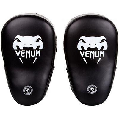 Venum Elite Big Focus Mitts Black-White