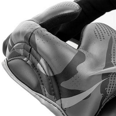 Venum Elite Boxing Helmet Grey-Camo