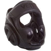 Venum Elite Headgear Fekete