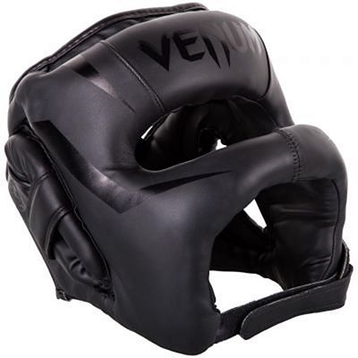Venum Elite Iron Headgear Svart-Svart