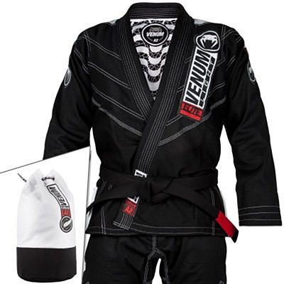 Venum Elite Light 2.0 BJJ Gi Svart