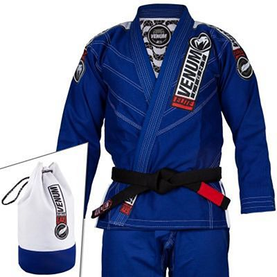 Venum Elite Light 2.0 BJJ Gi Blå