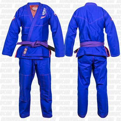 Venum Elite Light BJJ Gi Blue