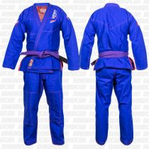 Venum Elite Light BJJ Gi Blu