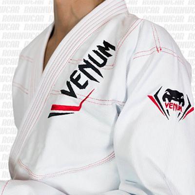 Venum Elite Light BJJ Gi Blanco
