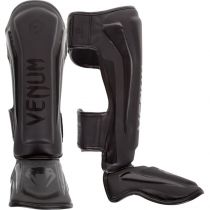 Venum Elite Standup Shinguards Preto