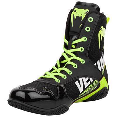 Venum Elite VTC 2 Edition Boxing Shoes Black