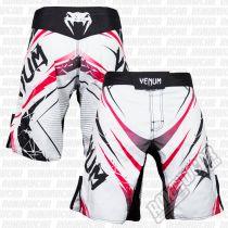 Venum Fightshorts Exploding Blanco