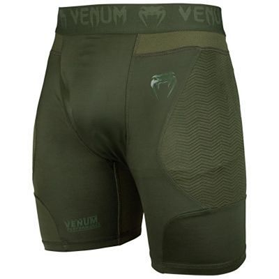 Venum G-Fit Compression Shorts Grün