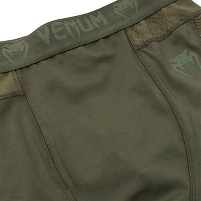 Venum G-Fit Compression Shorts Green