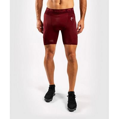 Venum G-Fit Compression Shorts Red