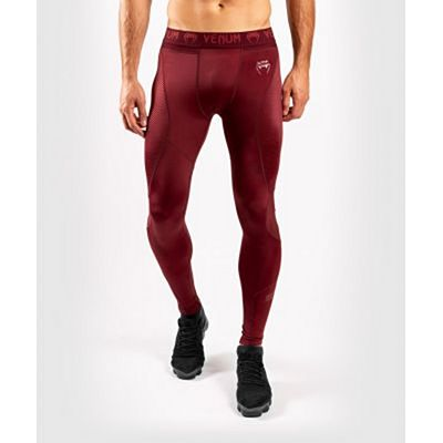 Venum G-Fit Compression Tights Red