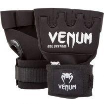Venum Gel Kontact Glove Wraps Black