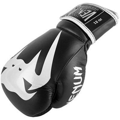 Venum Giant 2.0 Pro Boxing Gloves Velcro Schwarz-weiß