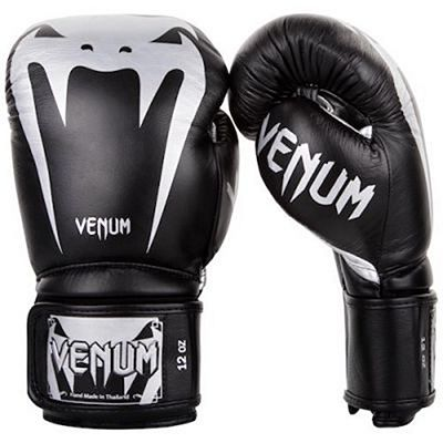 Venum Giant 3.0 Boxing Gloves Negro-Plata