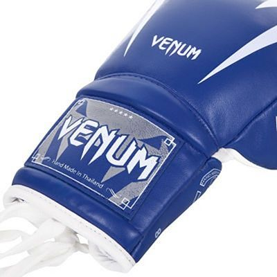 Venum Giant 3.0 Boxing Gloves Nappa Leather With Laces Blue