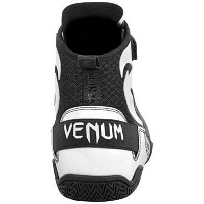 Venum Giant Low Boxing Shoes Black-White