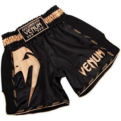 Venum Giant Muay Thai Shorts Nero