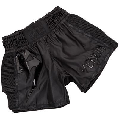 Venum Giant Muay Thai Shorts Nero-Nero