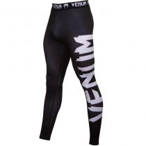 Venum Giant Spats Fekete