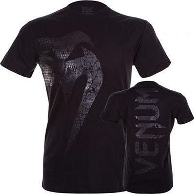 Venum Giant T-shirt Black-Black