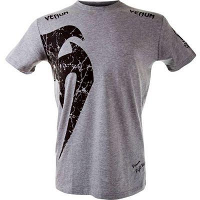 Venum Giant T-shirt Grey-Black