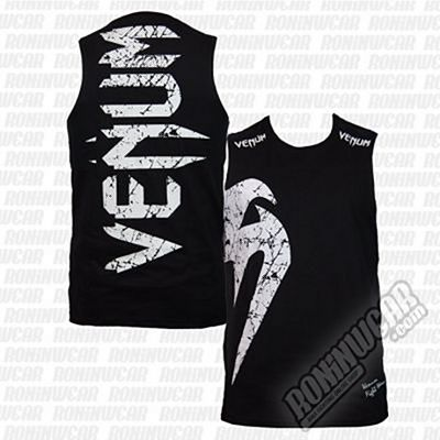 Venum Giant Tank Top Black-White