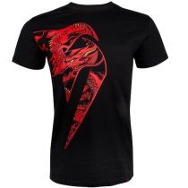 Venum Giant X Dragon T-shirt Negro-Rojo