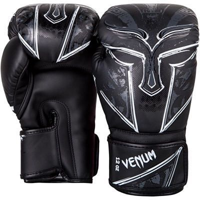 Venum Gladiator 3.0 Boxing Gloves Negro-Blanco