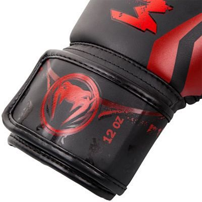Venum Gladiator 3.0 Boxing Gloves Black-Red
