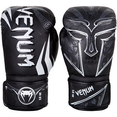 Venum Gladiator 3.0 Boxing Gloves Black-White