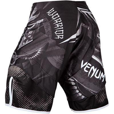 Venum Gladiator 3.0 Fightshorts Noir-Blanc