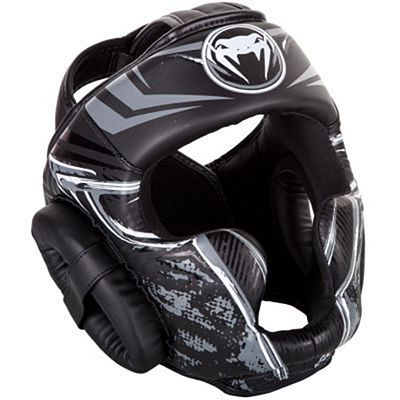 Venum Gladiator 3.0 Headgear Black-White