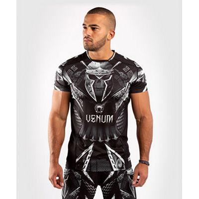 Venum GLDTR 4.0 Dry Tech T-shirt Black