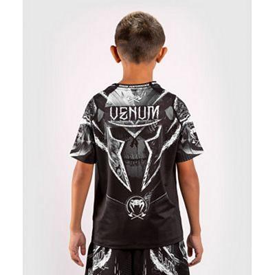 Venum GLDTR 4.0 Dry Tech T-shirt For Kids Black