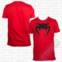 Venum Interference T-shirt Rojo