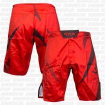 Venum Jaws Fightshorts Rojo