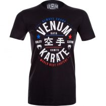 Venum Karate Champs T-shirt Fekete