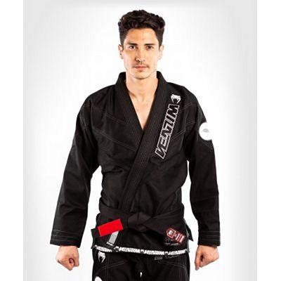 Venum Kimono Venum Elite 3.0 Light BJJ Black