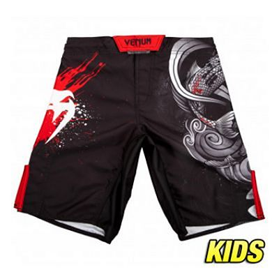Venum Koi 2.0 Kids Fightshorts Black-White
