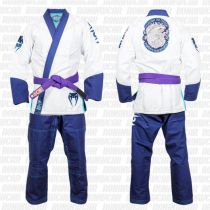 Venum Koi Absolute BJJ Gi - Limited Edition Branco-Azul