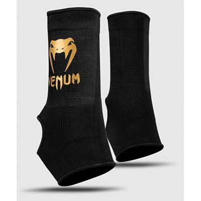 Venum Kontact Ankle Support Black-Gold