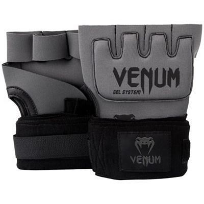 Venum Kontact Gel Glove Wraps Grey