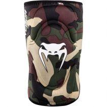 Venum Kontact Lycra/Gel Knee Pads Forest Camo