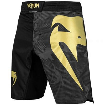 Venum Light 3.0 Fightshorts Black-Gold