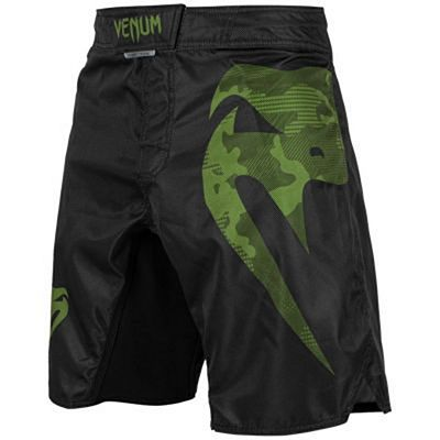 Venum Light 3.0 Fightshorts Black-Green