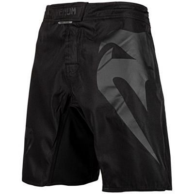 Venum Light 3.0 Fightshorts Black-Black