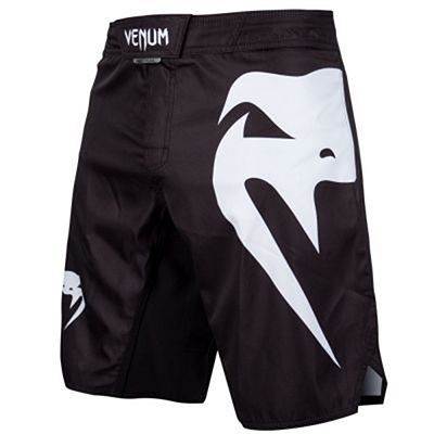 Venum Light 3.0 Fightshorts Negro-Blanco
